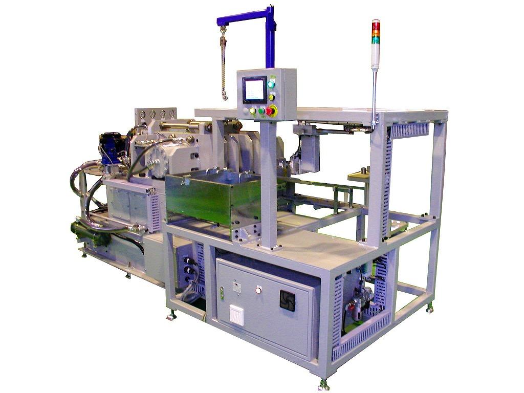 全自動丸棒端末成形機(HWM-1250)